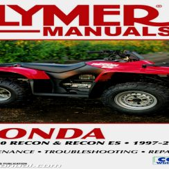 2014 Honda Trx 250 Owners Manual