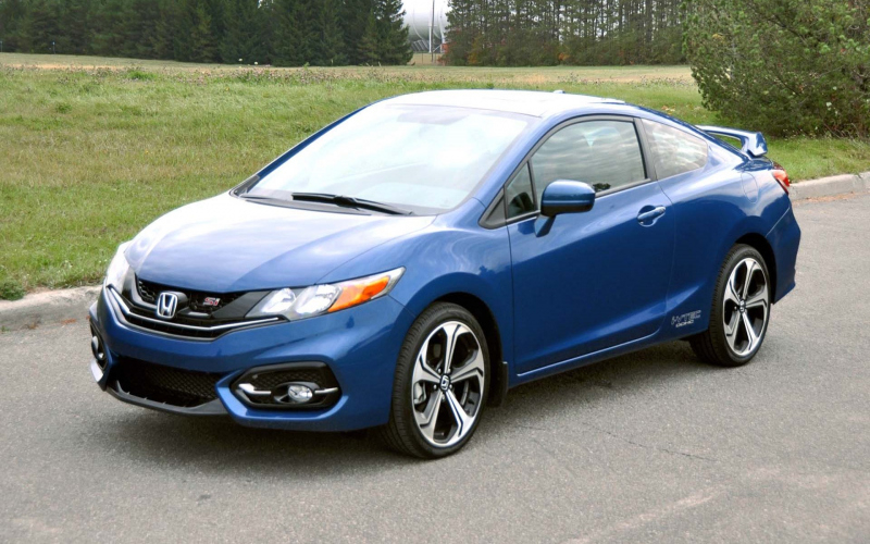 2015 Honda Civic Si Owners Manual