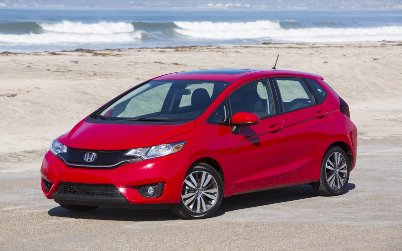 2015 Honda Fit Ex L Owners Manual