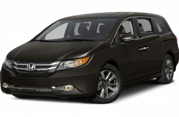 2015 Honda Odyssey Touring Owners Manual