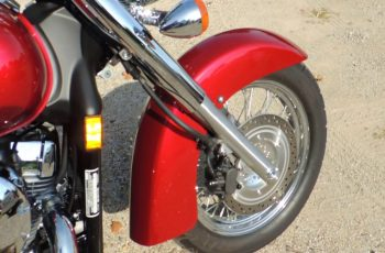 2015 Honda Shadow Aero Owners Manual