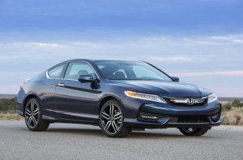 2016 Honda Accord Coupe Owners Manual