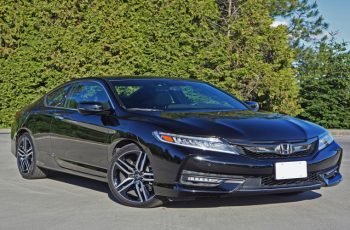2016 Honda Accord Coupe Touring Owners Manual