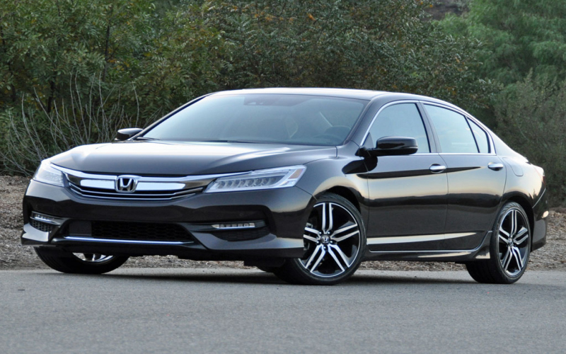 2016 Honda Accord V6 Owners Manual