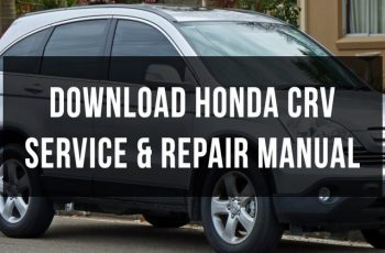 2016 Honda Cr V Awd Owners Manual