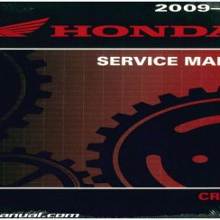 2016 Honda Crf450r Service Manual Pdf