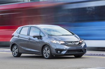 2016 Honda Fit Ex Owners Manual