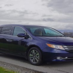 2016 Honda Odyssey Touring Owners Manual