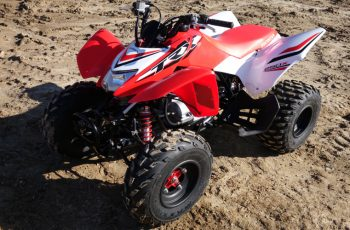 2016 Honda Trx250x Owners Manual