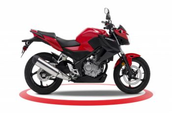 2017 Honda Cb300f Owners Manual