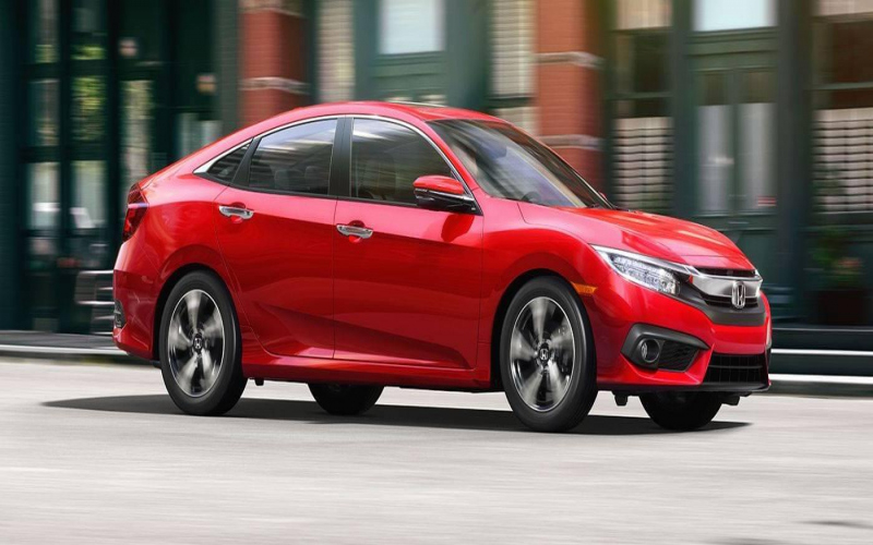 2017 Honda Civic Ex T Owners Manual