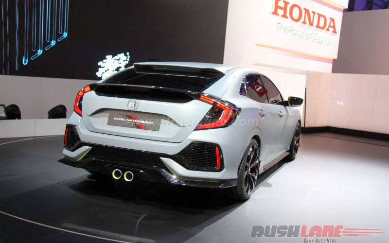 2017 Honda Civic Hatchback Owners Manual