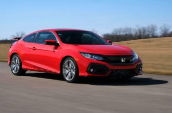 2017 Honda Civic Si Coupe Owners Manual