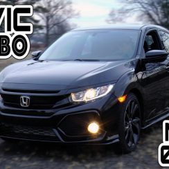 2017 Honda Civic Touring Owners Manual