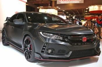 2017 Honda Civic Type R Owners Manual