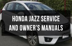 2017 Honda Jazz Owners Manual