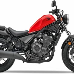 2017 Honda Rebel 500 Owners Manual