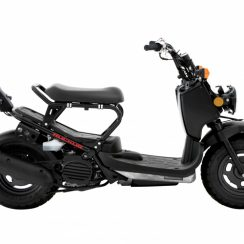 2017 Honda Ruckus Owners Manual