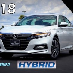 2018 Honda Accord Hybrid Owners Manual