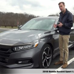 2018 Honda Accord Sport Owners Manual
