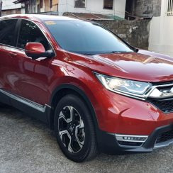 2018 Honda Cr V Diesel Owners Manual