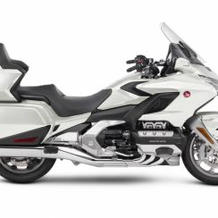 2018 Honda Goldwing Tour Owners Manual