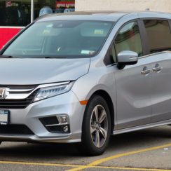 2018 Honda Odyssey Elite Owners Manual