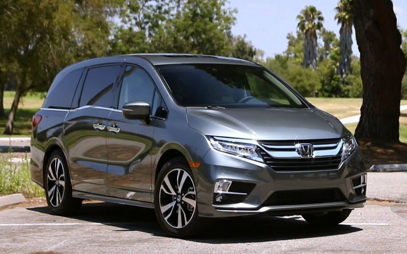 2018 Honda Odyssey Touring Owners Manual