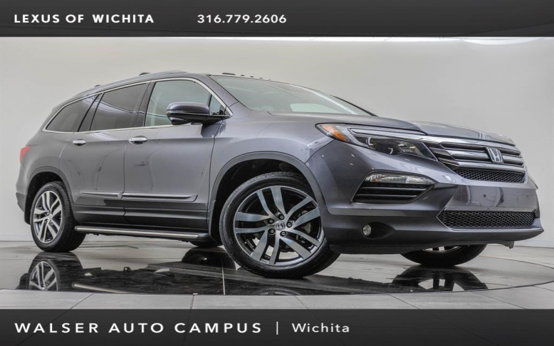 2018 Honda Pilot Touring Owners Manual