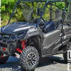 2018 Honda Pioneer 1000 5 Owners Manual