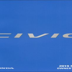 2019 Honda Civic Ex Owners Manual
