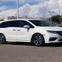 2019 Honda Odyssey Elite Owners Manual