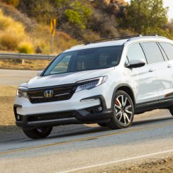 2019 Honda Pilot Elite Owners Manual
