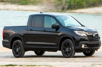 2019 Honda Ridgeline Black Edition Owners Manual