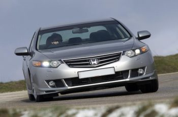 Honda Accord 2009 Owners Manual Uk