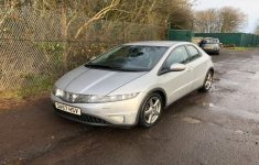 Honda Civic 2007 Owners Manual Uk
