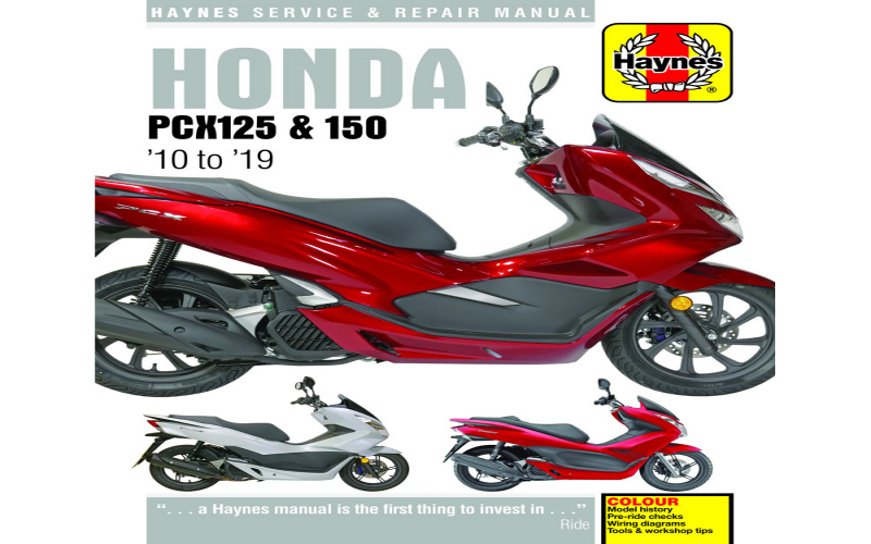 Honda Pcx 125 Owners Manual 2015