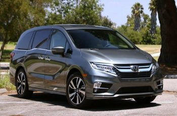 Owners Manual For 2018 Honda Odyssey