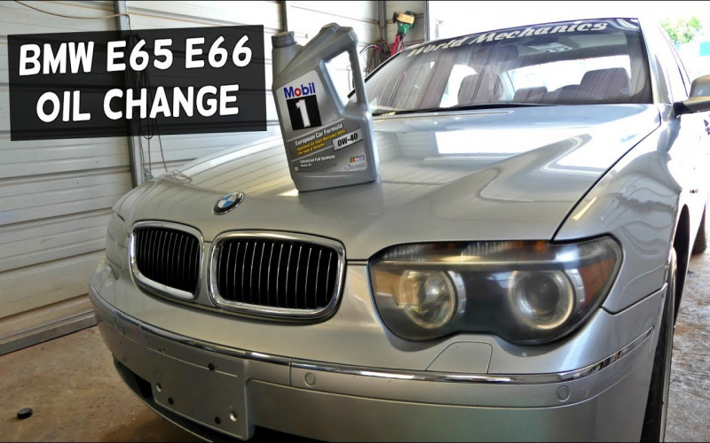 03 BMW 745i Owners Manual