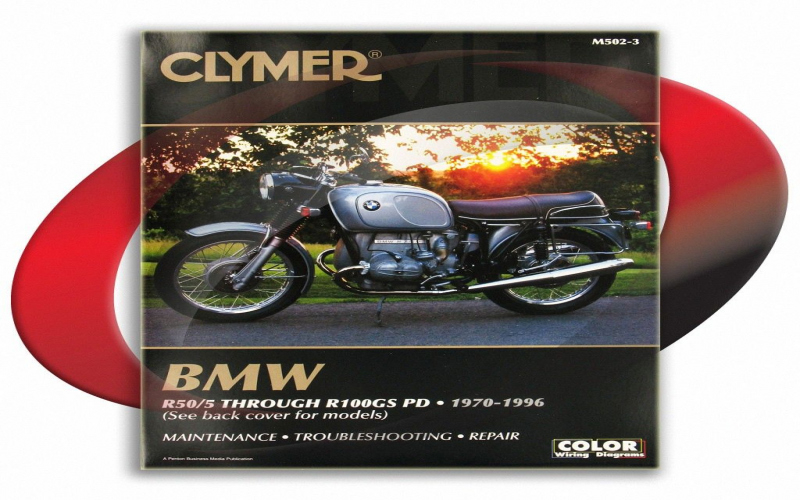 1976 BMW R60 6 Owners Manual