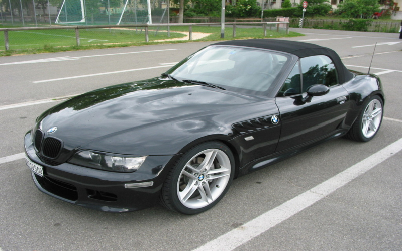 1999 BMW Z3 Roadster Owners Manual