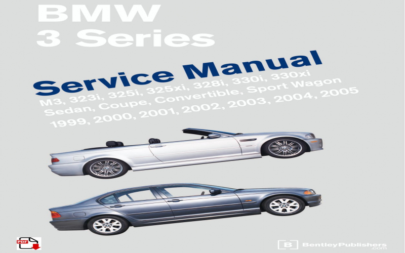 2001 BMW 325i Owners Manual Download