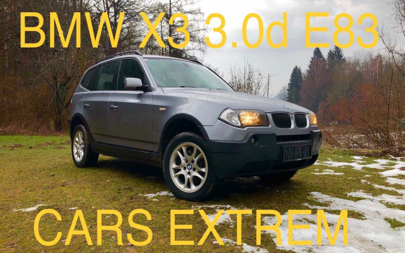 2004 BMW X3 3 0i Owners Manual