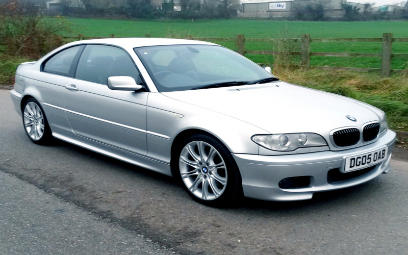 2005 BMW 330ci Coupe Owners Manual