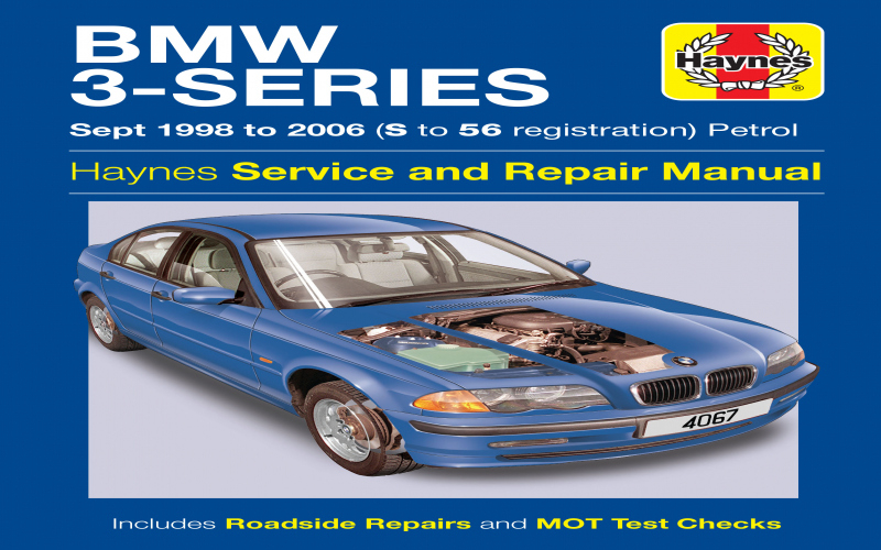 2006 BMW 328i Owners Manual