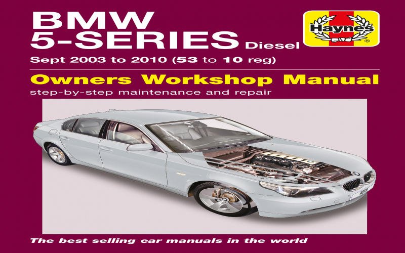 2006 BMW 550i Owners Manual