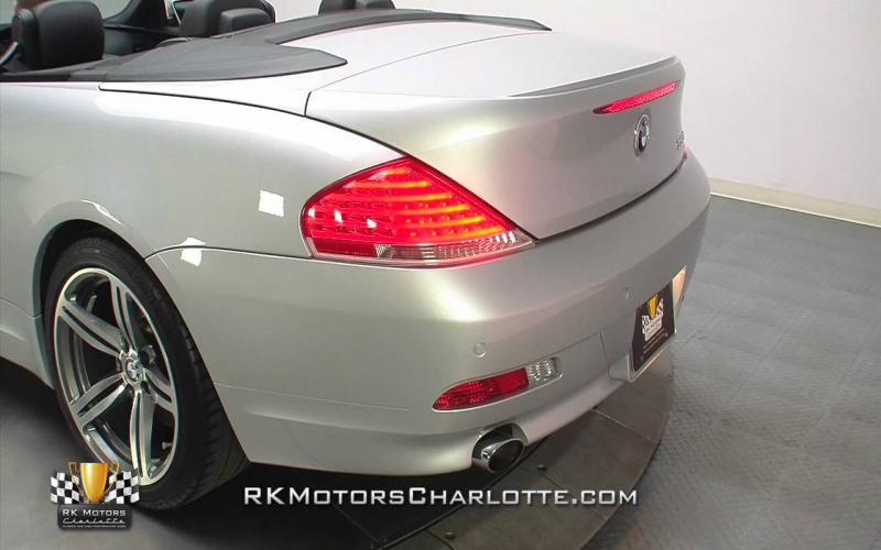 2007 BMW 650i Convertible Owners Manual