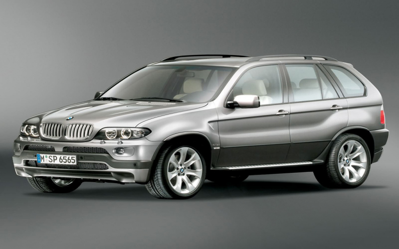 2007 BMW X5 4 8 Owners Manual