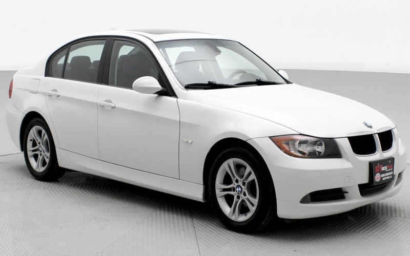 2008 BMW 323i Owners Manual