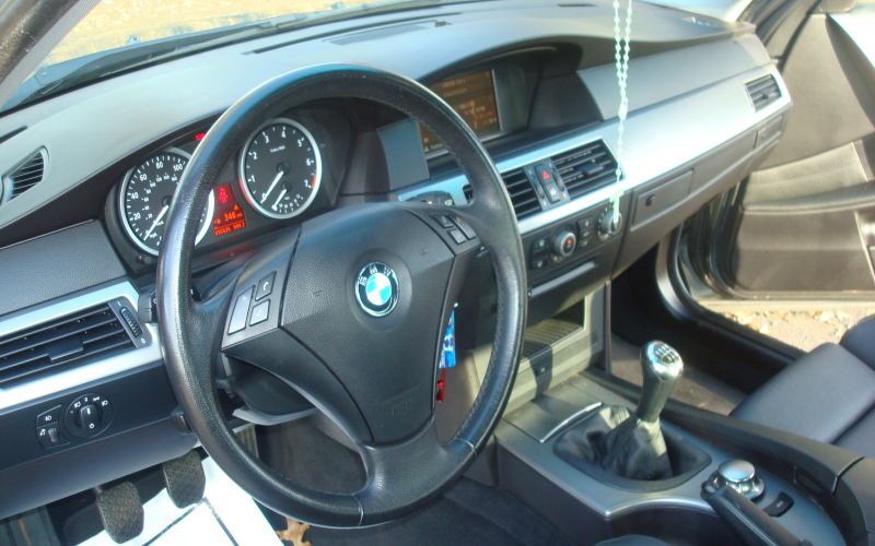 2008 BMW 525i Owners Manual